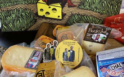 We have da cheese!!!
